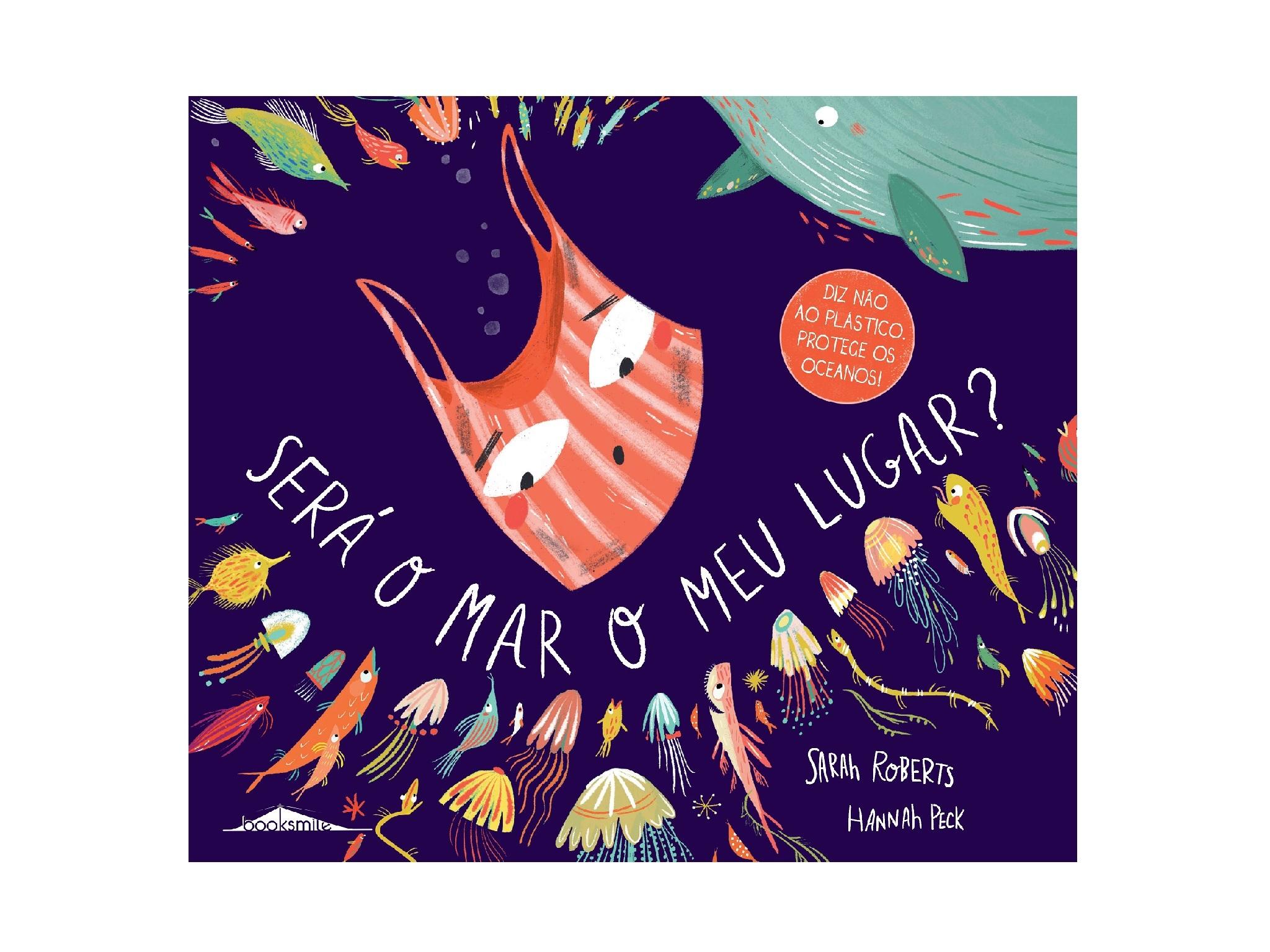 Livros, Livros Infantis, Será o Mar o Meu Lugar?, Sarah Roberts