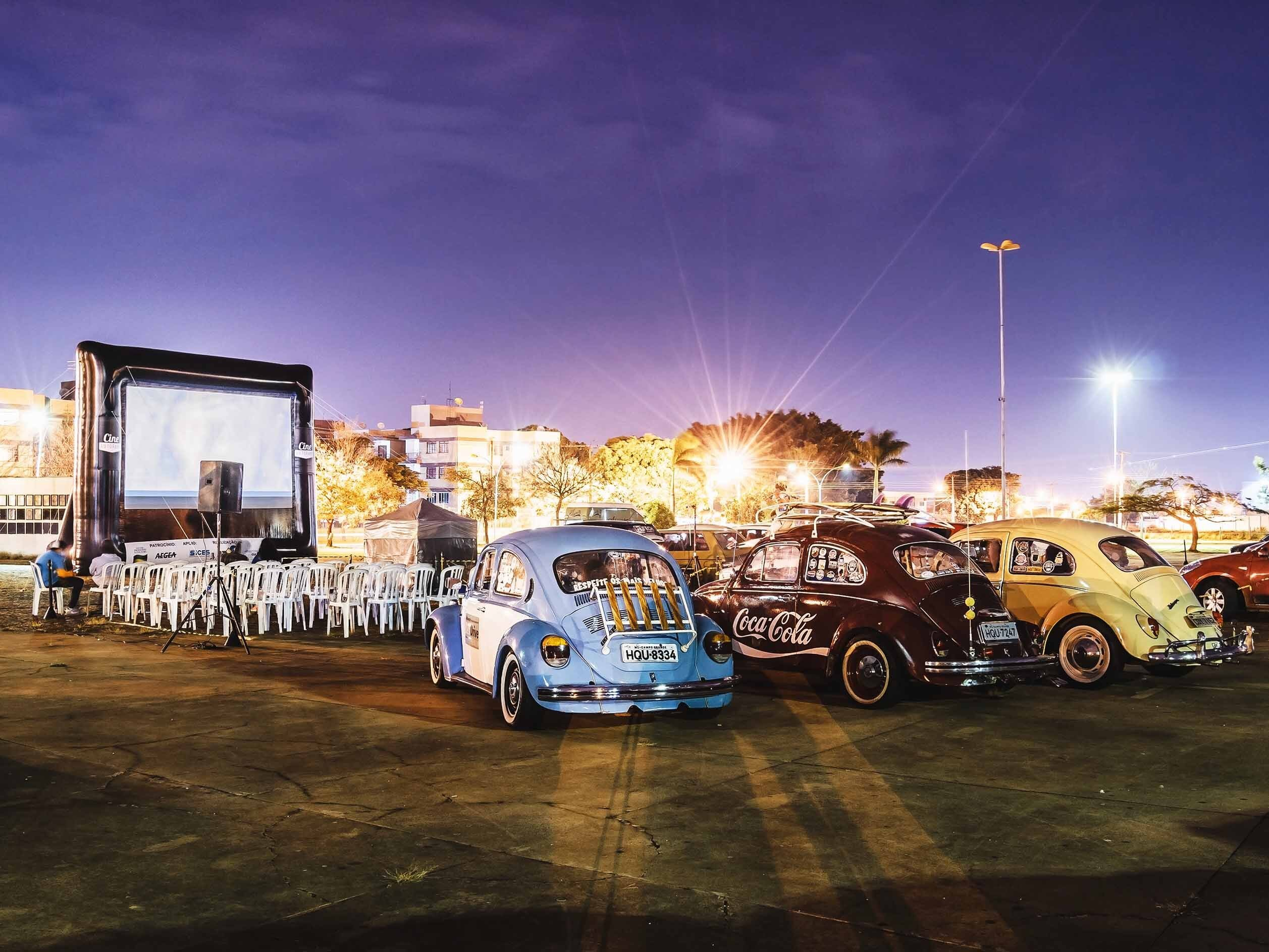 The best drive-in movie theaters in NYC