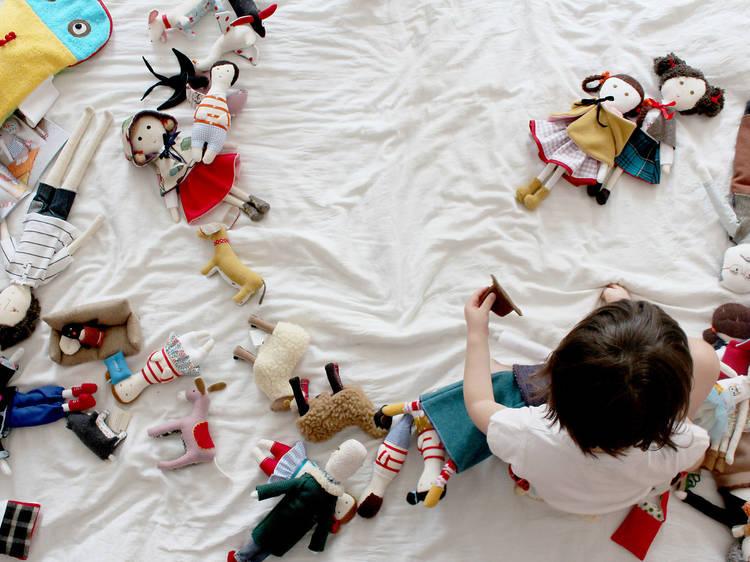 Oito marcas portuguesas de brinquedos