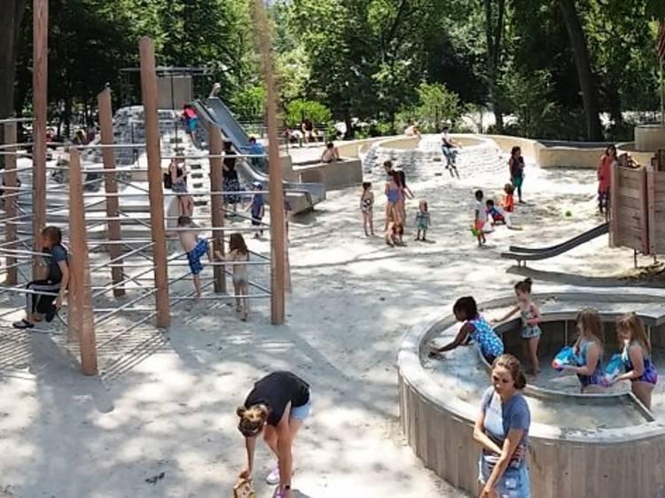 Adventure Playground, Central Park