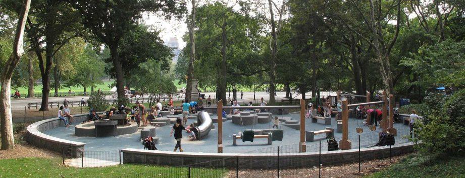 Tarr Coyne Tots Playground Central Park