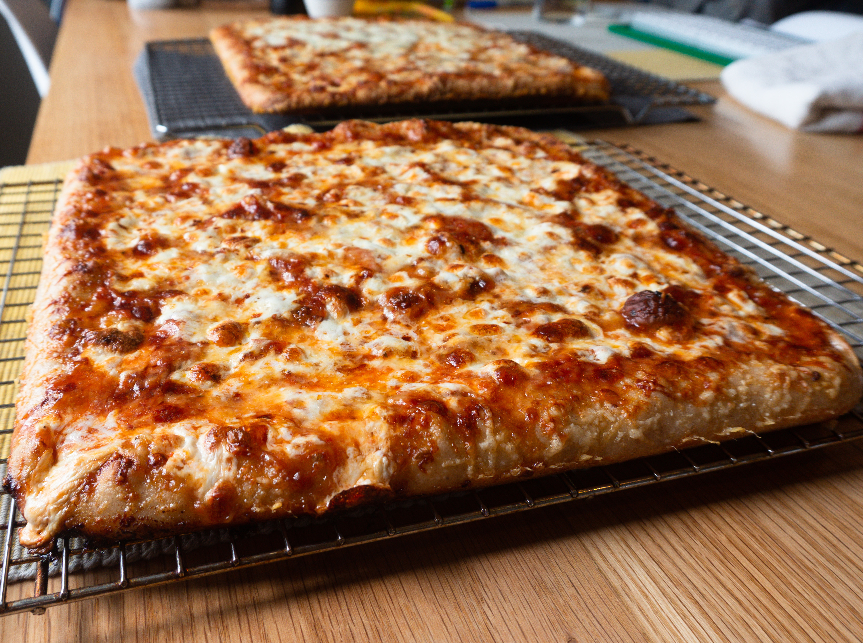 A Logan Square couple is raffling off homemade pizzas to support Assata's Daughters