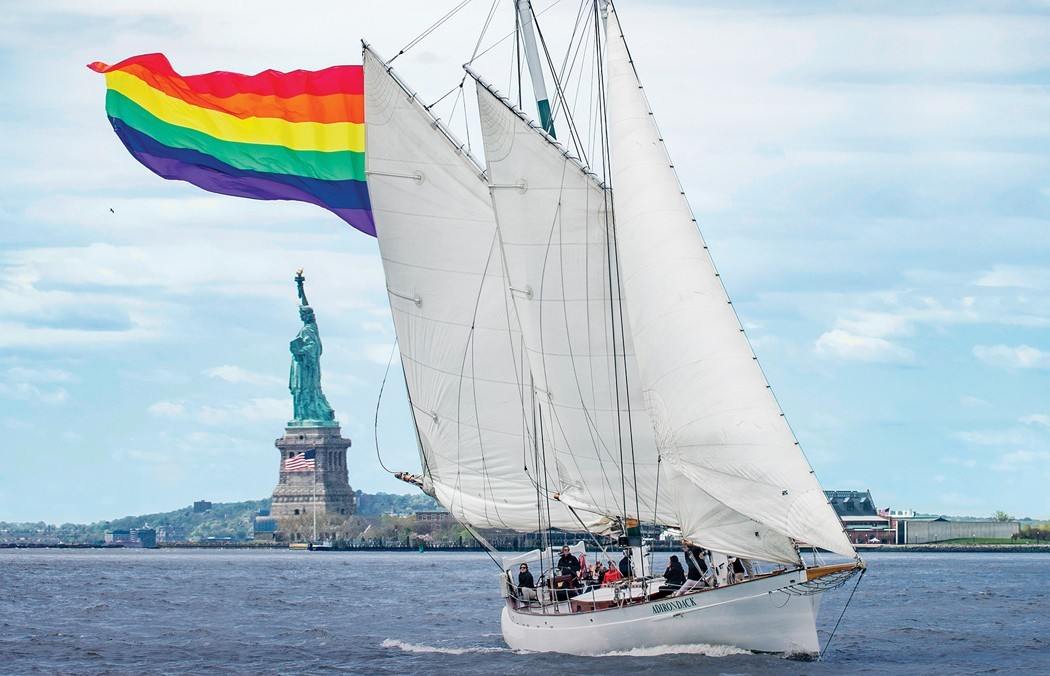 How to take a summer cruise in NYC right now