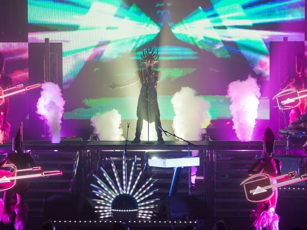 Empire of the Sun live at the Sydney Opera House