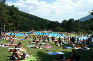 Las Dehesas swimming pools, Cercedilla