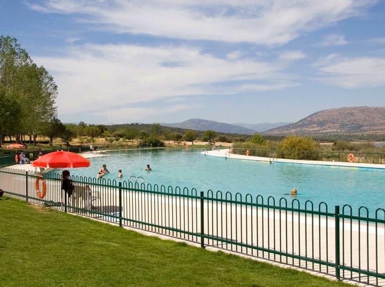 Riosequillo Reservoir pool