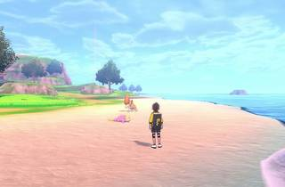 Videojogos, Entretenimento, Pokémon Sword/Shield, The Isle of Armor