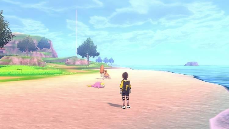 Videojogos, Entretenimento, Pokémon Sword/Shield, The Isle of Armor