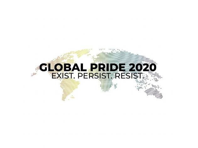 Global Pride 2020, Exist, Persist, Resist