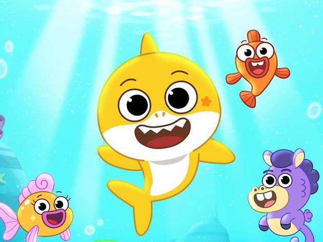 A new Baby Shark show is on its way to Nickelodeon