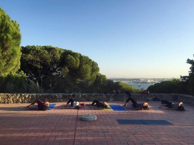yoga Castelo S.Jorge