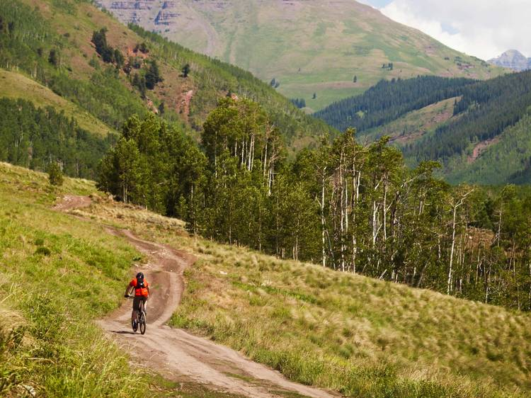 Trail 401   Crested Butte, CO