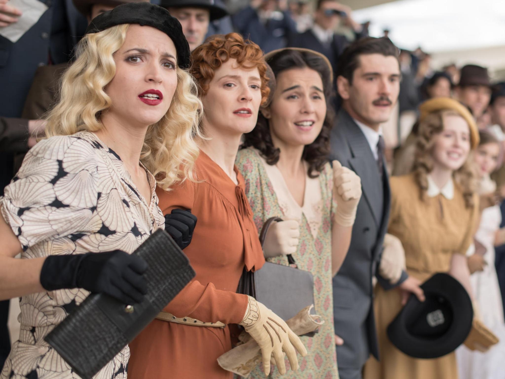 Las chicas del cable, la nueva serie de Netflix
