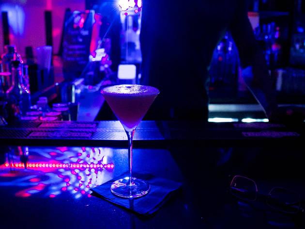 alibi lounge; new york city; bar; lgbtq; bartender