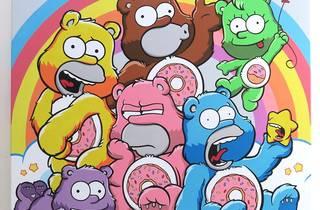 13a New Street Art Gallery/Mr. Likey