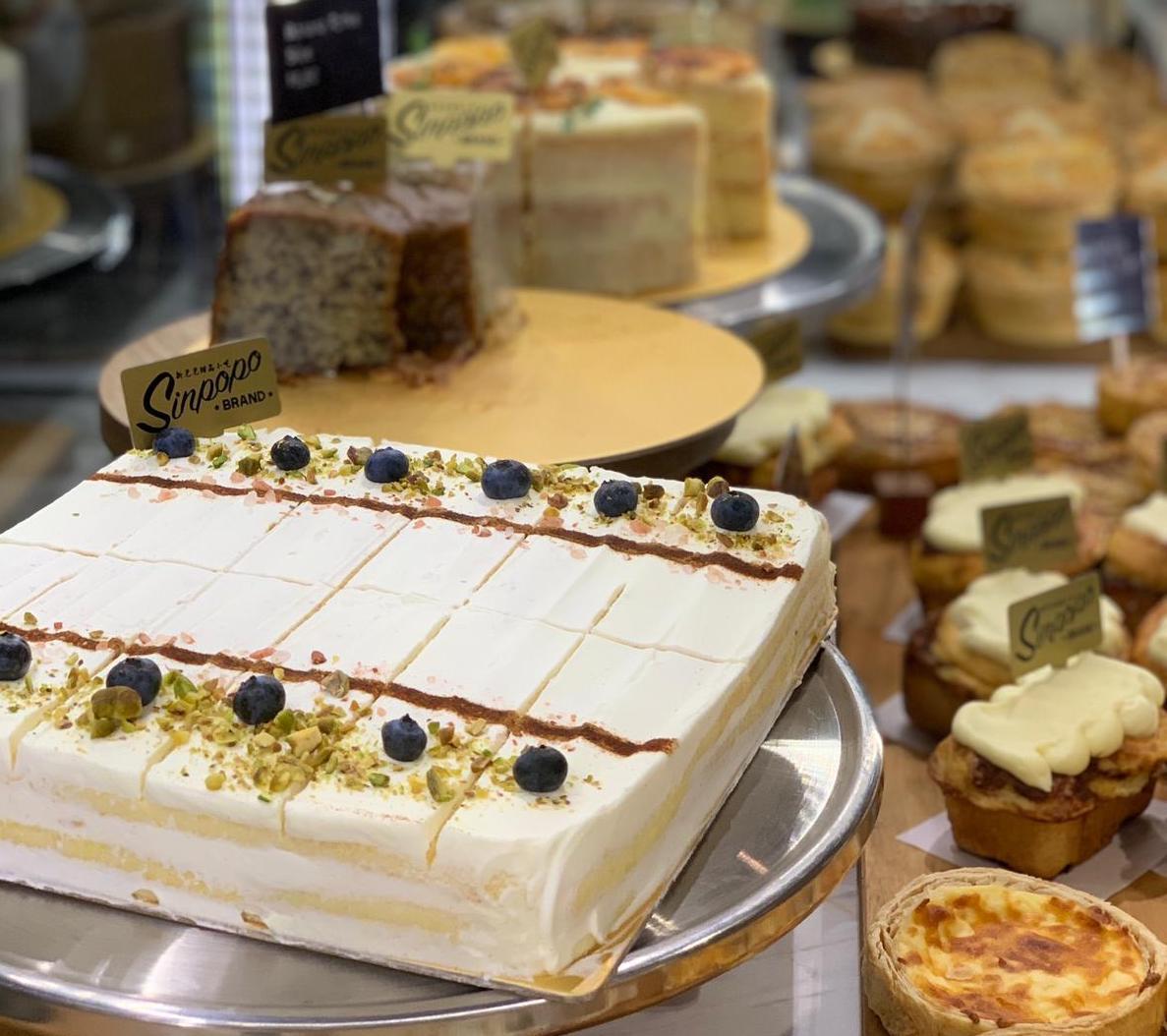 Sinpopo Brand Tres leches cake
