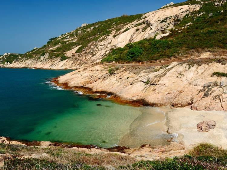 蒲台島:咫尺之外的異世界