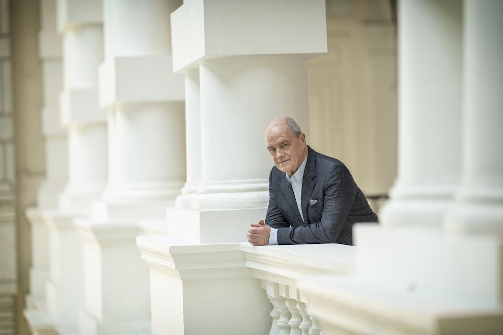 Hans Graf, Singapore Symphony Orchestra