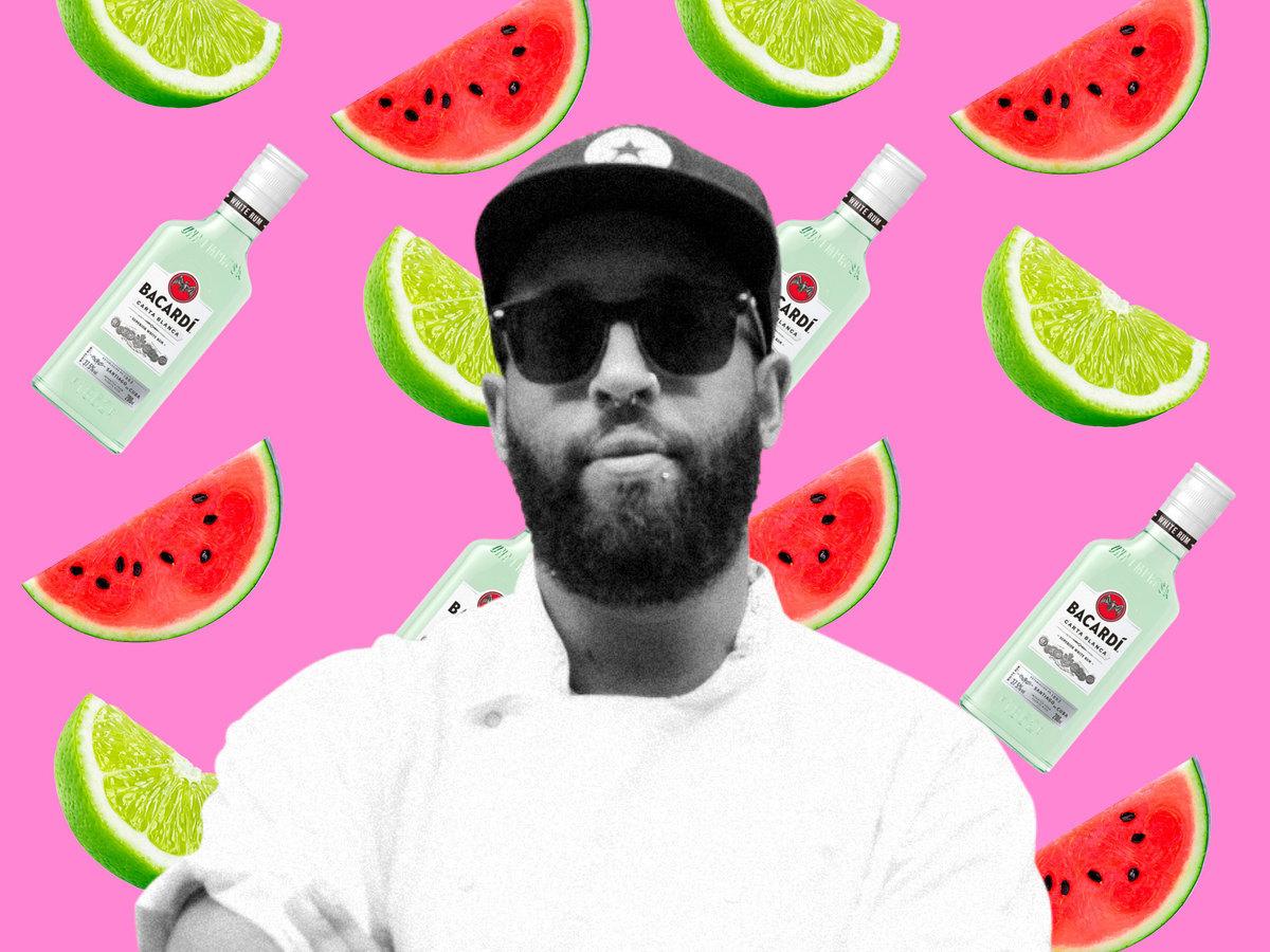 Three-Ingredient Recipe: James Cochran's simple, tasty watermelon cooler