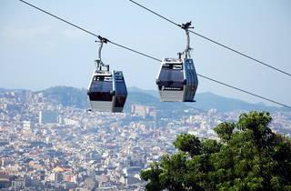 El Telefèric de Montjuïc reobre amb entrades gratis