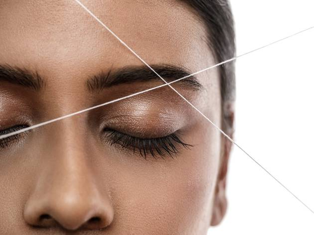 The best threading salons in Singapore