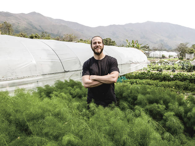 Hong Kong's farm-to-table trailblazer