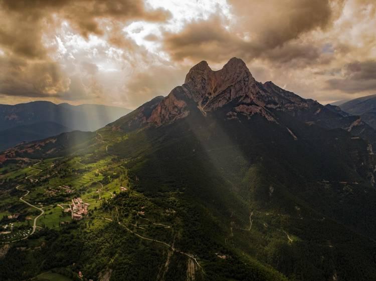 Endinsar-se pels Pirineus al Berguedà