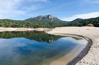 San Juan reservoir