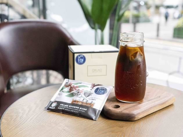 Coffee Solutions by Pacific Coffe