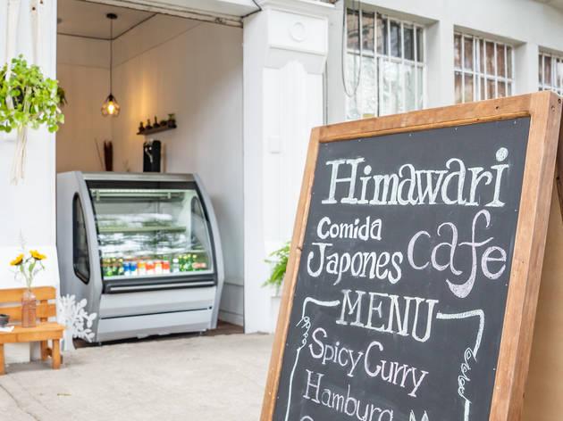Himawari Café: cafetería japonesa en la Roma