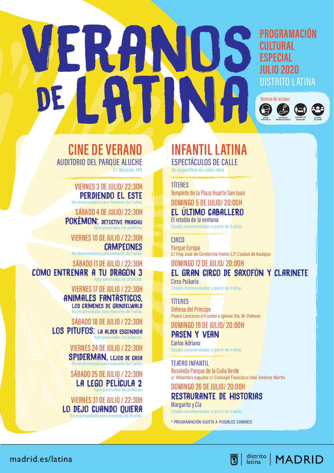 Veranos de Latina