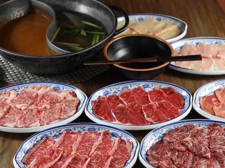 616牛肉火鍋專門店:牛迷之選