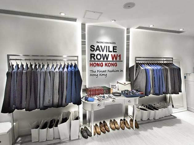 Savile Row Hong Kong