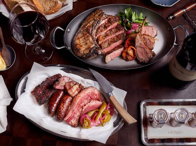 美式扒房 Henry 將於7月4日推出任食燒烤午餐