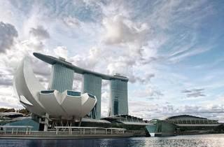 Marina Bay Sands, ArtScience Museum