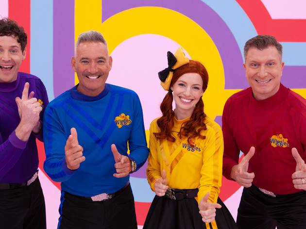 The Wiggles Drive-In Concert
