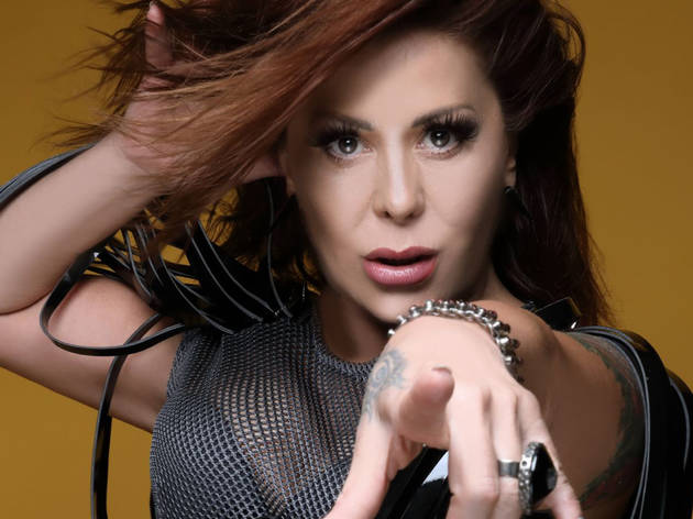 Alejandra Guzmán se suma a los shows en streaming