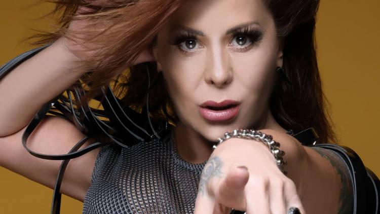 Alejandra Guzmán se suma a los shows en streaming