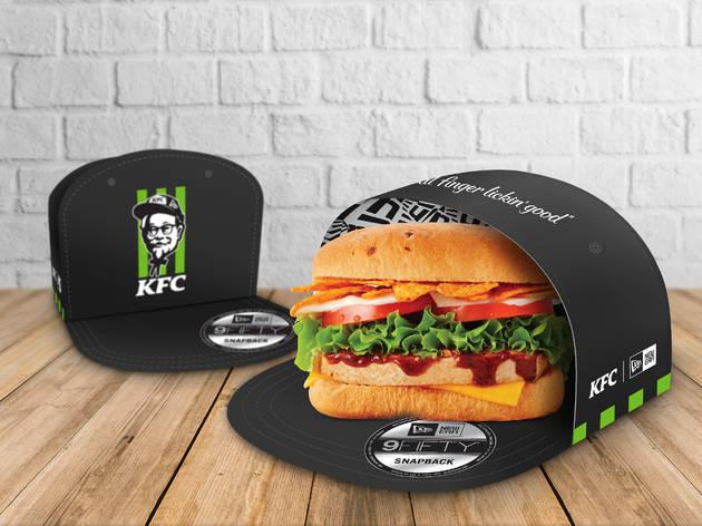 KFC 植物肉新世代雞堡包及新世代上校雞寶矚目登場