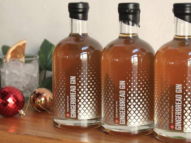 Gingerbread Gin from Craft and Co