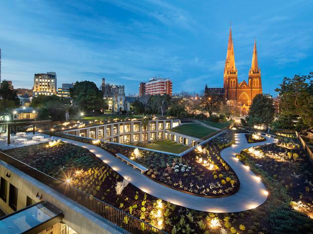Parliament Annexe Tour for Open House Melbourne
