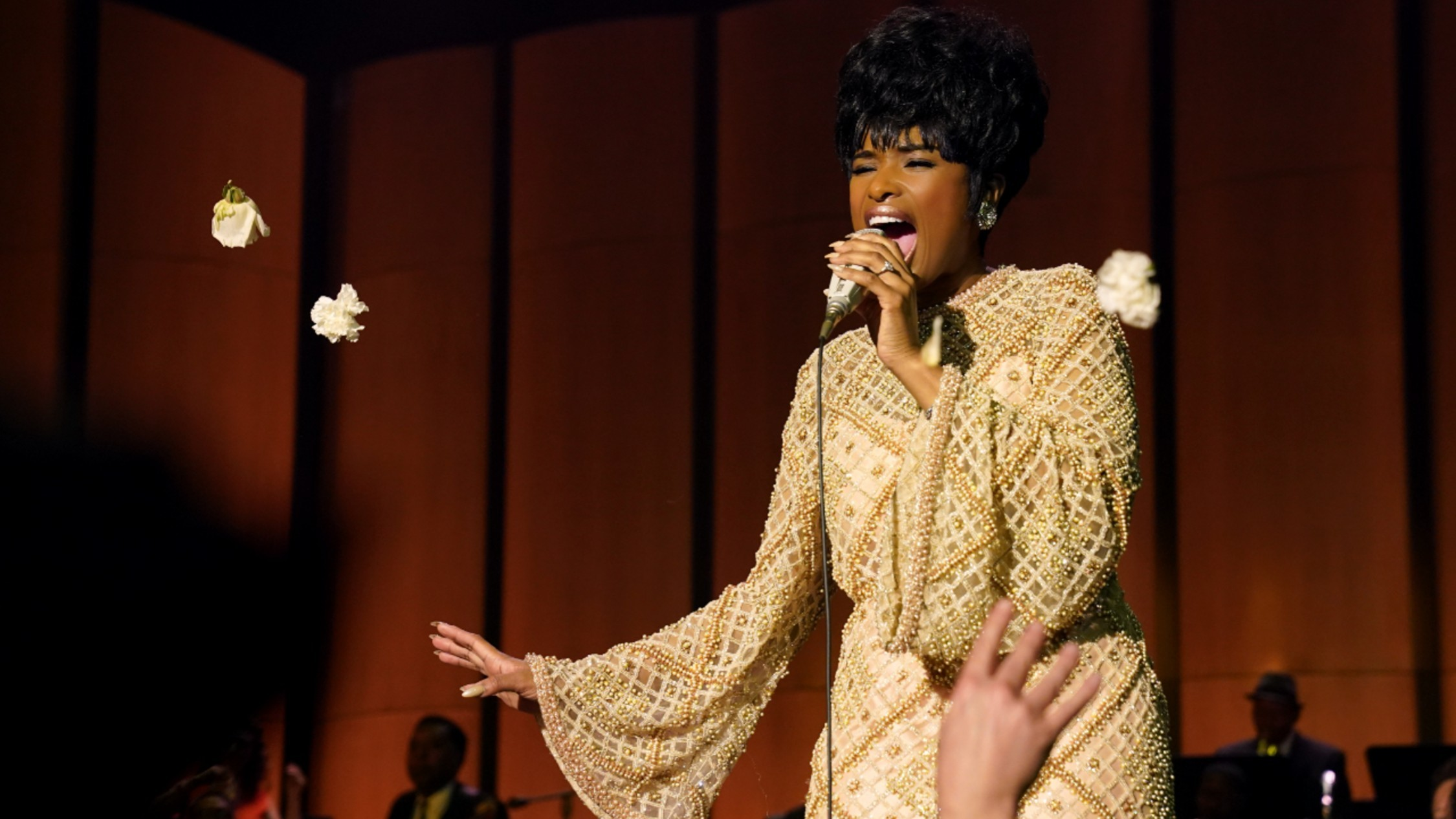 'Respect' trailer drops with Jennifer Hudson as Aretha Franklin