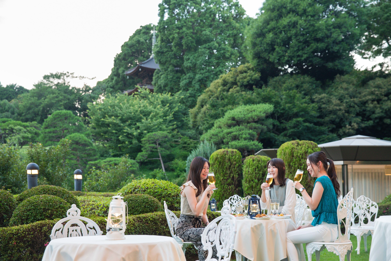 東京、ホテルで楽しむビアガーデン10選