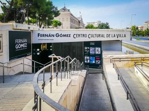 teatro Fernán Gómez-CC de la Villa
