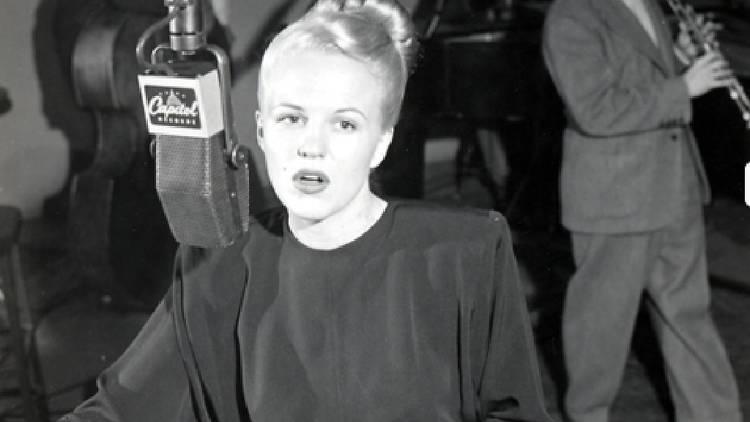 Música, Jazz, Peggy Lee