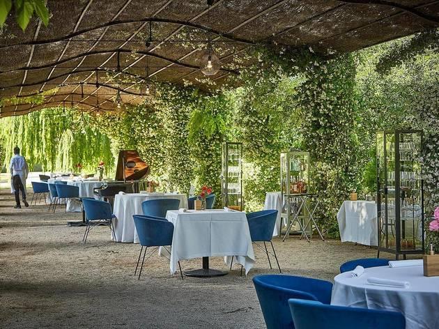 Nuevo restaurante de Huerta Carabaña