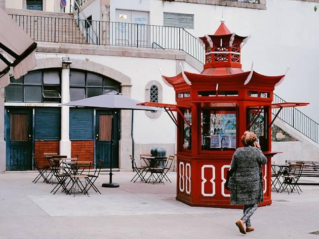 Kiosk Mompilher