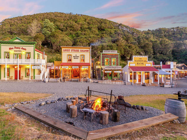 For sale: A 'Wild West' town in New Zealand