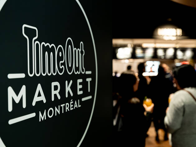 Time Out Market Montreal