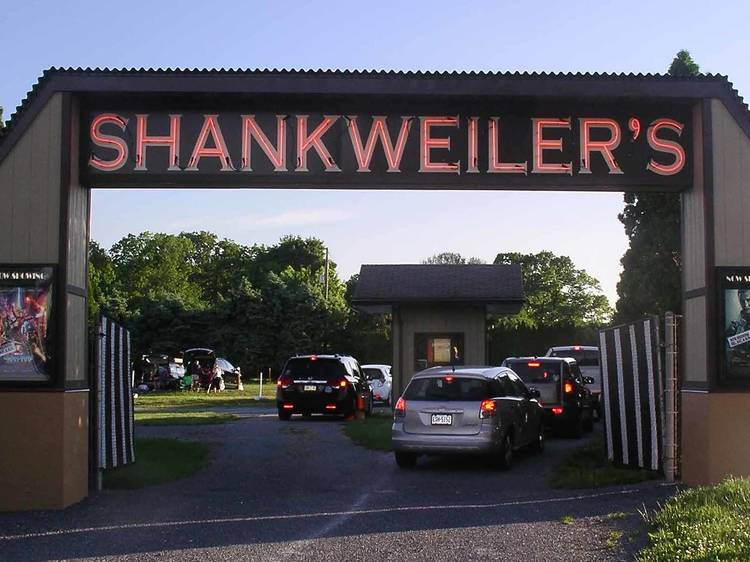 Shankweiler's Drive-In Theater (Orefield, PA)